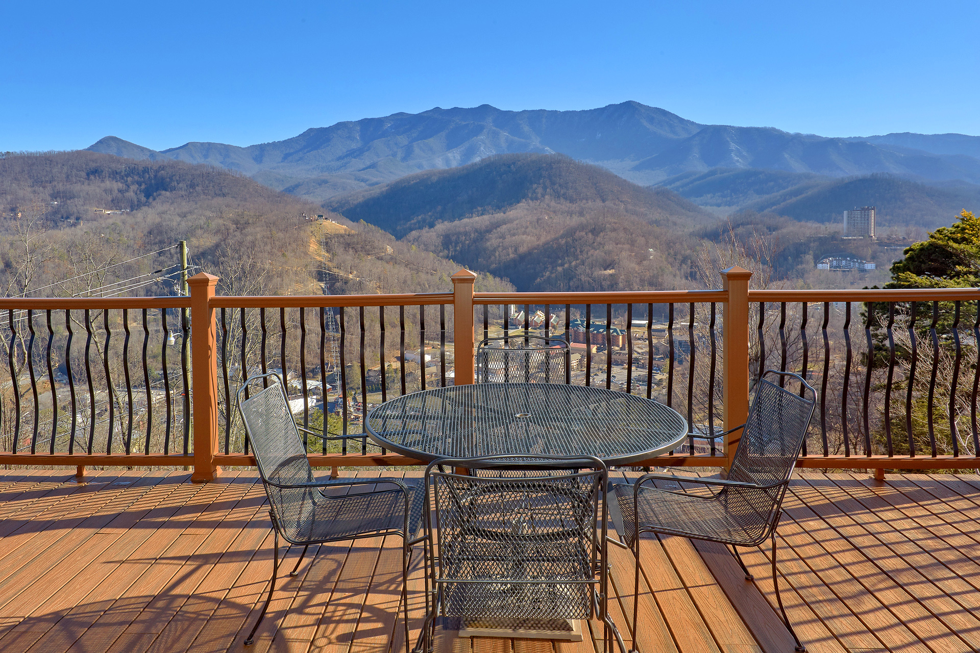 Gatlinburg Cabins with Great Views of the Smoky Mountains